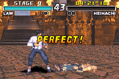 Tekken Advance - Battle  - badly also had it coming - User Screenshot